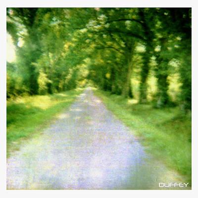 Photograph - Lane 1 by Doug Duffey