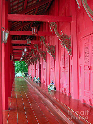 Langkawi Summer Palace Art Print by Graham Taylor