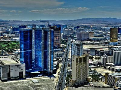 Photograph - Las Vegas 013 by Lance Vaughn