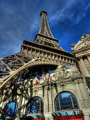 Photograph - Las Vegas 022 by Lance Vaughn