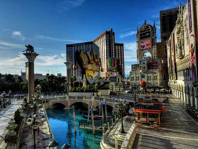 Photograph - Las Vegas 028 by Lance Vaughn