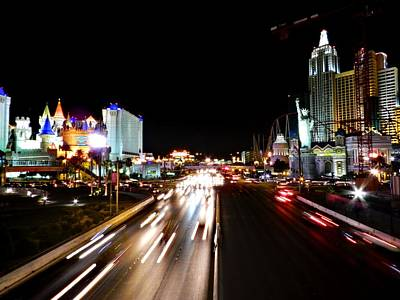 Photograph - Las Vegas 043 by Lance Vaughn