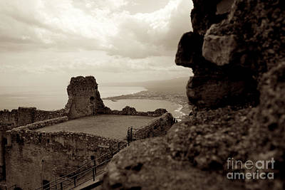 Last Greek Vestige 2 Art Print