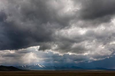 Sky Photograph - Last Rays by Konstantin Dikovsky