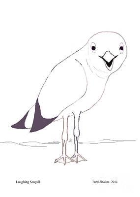 Laughing Seagull Original