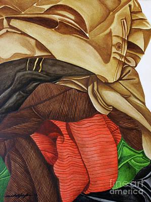 Painting - Laundry No5 by Mic DBernardo