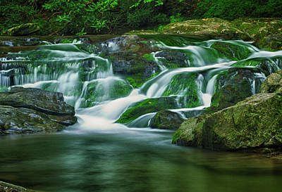 Travel - Laurel Creek Falls by Drew MacCallum