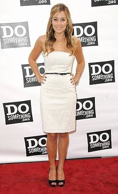 Lauren Conrad At Arrivals For The Do Art Print