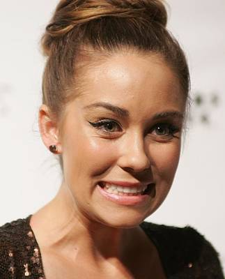 In Attendance Photograph - Lauren Conrad In Attendance For Lauren by Everett