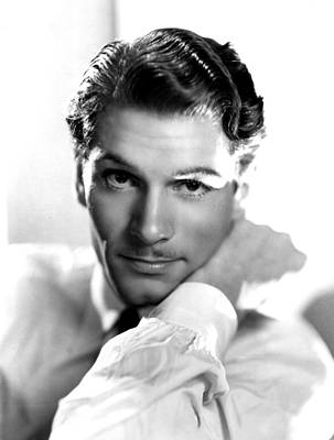 Publicity Shot Photograph - Laurence Olivier, Ca. 1930s by Everett