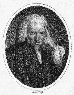Laurence Sterne (1713-1768) Art Print