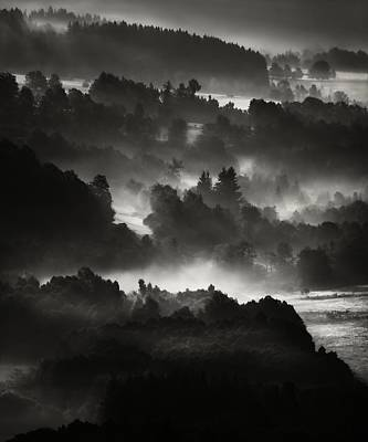 Photograph - Layers by Jaromir Hron