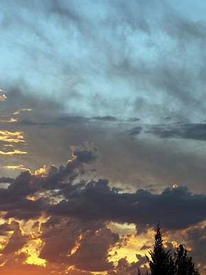 Photograph - Layers Of Dusk by Glenn McCarthy Art and Photography