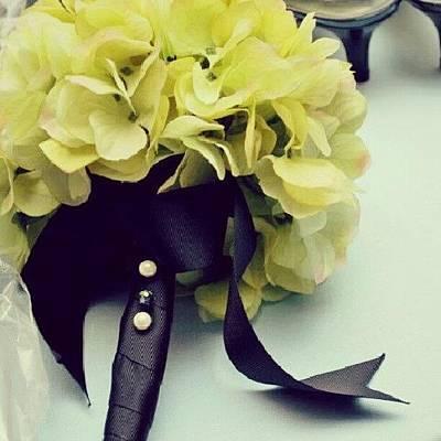 Bouquet Photograph - Le Bouquet. #weddings #photography by PBYC Prints