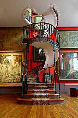 Photograph - Le Musee by John Galbo