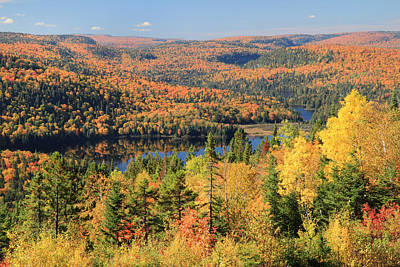 Photograph - Le Passage Parc National De La Mauricie by Pierre Leclerc Photography