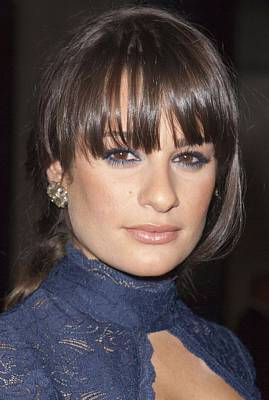 Lea Michele Photograph - Lea Michele At Arrivals For American by Everett