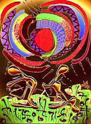 Digital Art - Lead Me... I Will Follow by Angela L Walker