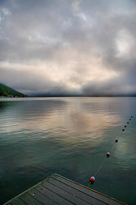 Finger Lakes Photograph - Leading Edge I by Steven Ainsworth