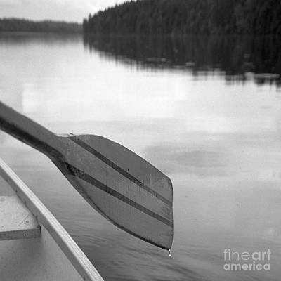 Aluminum Outdoor Photograph - Leave It Behind by Gordon Wood