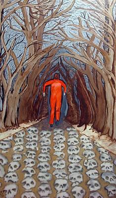 Leaving Eden Art Print by Lisa Brandel