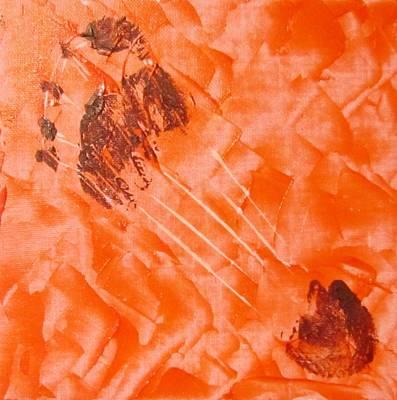Painting - Left Foot by Jarunee Ward