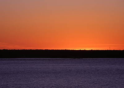 Photograph - Legendary Sunset Over The Indian Ocean by Kirsten Giving