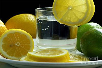 Lemon Twist Original by Tracy  Hall