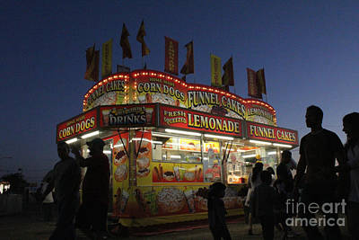 Photograph - Lemonade Dusk by Alycia Christine