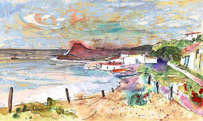 Painting - Lentas 01 by Miki De Goodaboom