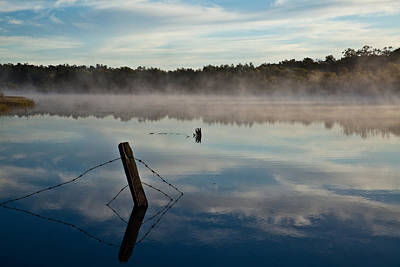 Photograph - Lenthalls Dam 02 by David Barringhaus