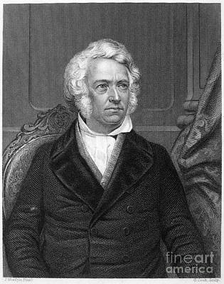 Leopold Gmelin (1788-1853) Print by Granger