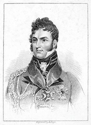 Leopold I (1790-1865) Art Print by Granger