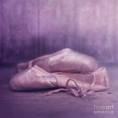 Ballet Shoes Photograph - Les Chaussures De La Danseue by Priska Wettstein