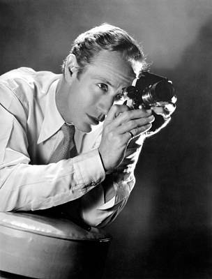 Leslie Howard, Mgm Portrait, Ca. 1930s Art Print by Everett