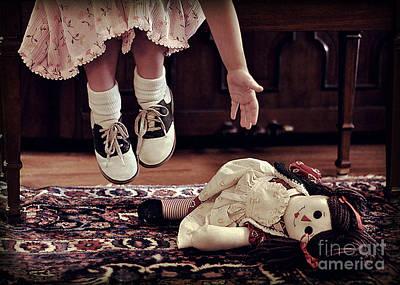 Photograph - Let It Go by Jane Brack