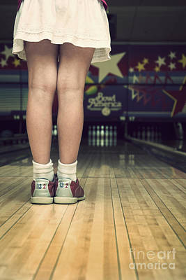 Photograph - Let's Bowl by Jane Brack