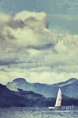 Photograph - Lets Sail Away by Traci Cottingham