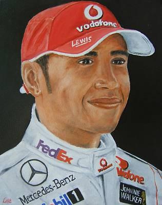 Lewis Hamilton Original