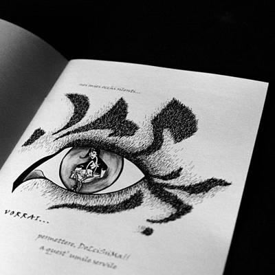Flyers Digital Art - Libro Di Artista by Arte Venezia
