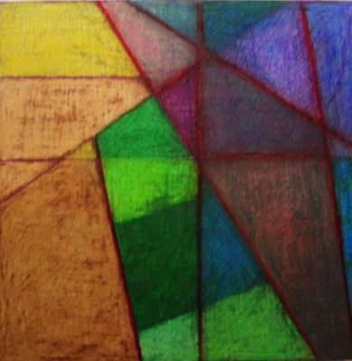 Life Tiles Art Print