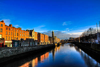 Photograph - Liffey River by Justin Albrecht