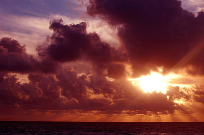 Photograph - Light After The Storm by Barbara J Blaisdell