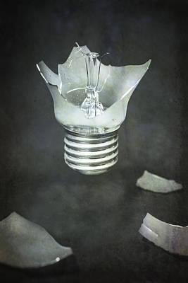 Light Bulb Photograph - Light Bulb by Joana Kruse