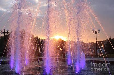 Light Fountain  Original