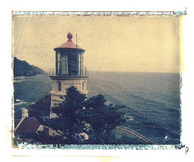 Photograph - Light House by Joe  Palermo