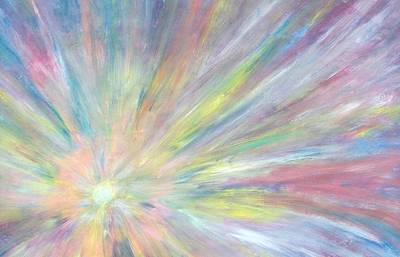 Painting - Light by Jeanette Stewart