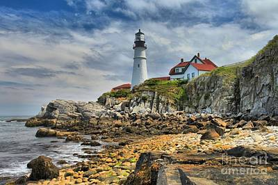 Photograph - Light On The East Coast by Adam Jewell