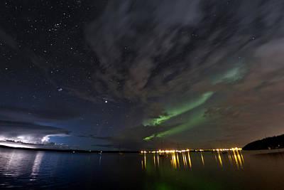 Light Up The Aurora Original