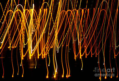 Photograph - Light Up The Night by Nancy Greenland